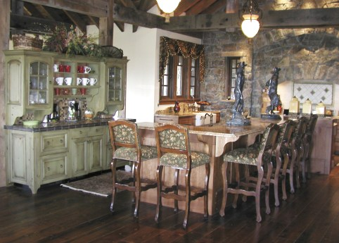 Crazy Mountain Cabinetry