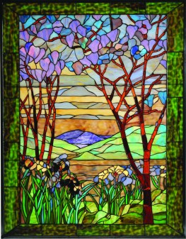 Meyda Tiffany Window Hangings from Western Montana Lighting