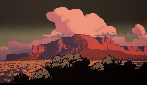 """""""The Mighty Mesa"""" 