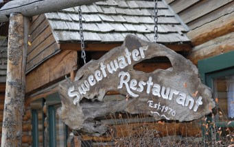 Sweetwater Restaurant in Jackson, Wyoming.