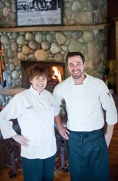 Pastry Chef Liz Michaelis and Executive Chef Hunter Durgan team up with a menu that combines exceptional regional ingredients with French-inspired techniques.