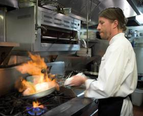 Award-winning Chef Andy Blanton is your guide for this culinary adventure. Whatever he's dreaming up, you'll want to try.