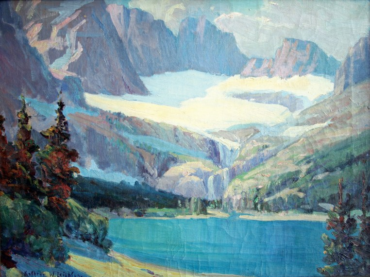Freeze Frame: The Art of the Parks in 1916 - Big Sky Journal