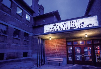 """The students of Park High School and Sleeping Giant Middle School brought the Broadway classic """"West Side Story"""" to the Shane Center last May."""