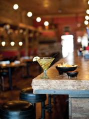 Bogart's secret recipe margaritas are not to be missed on a Red Lodge getaway.