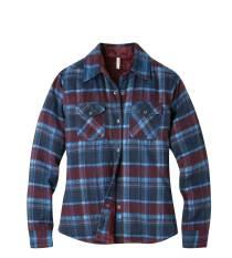 Christi Fleece Lined Shirt by Mountain Khakis