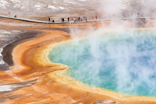 Yellowstone Forever Photo Contest. Photo by Matt Ludin