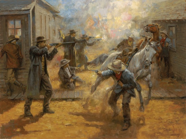 "Andy Thomas | ""Tombstone Turmoil — the Fight Behind the O.K. Corral"""