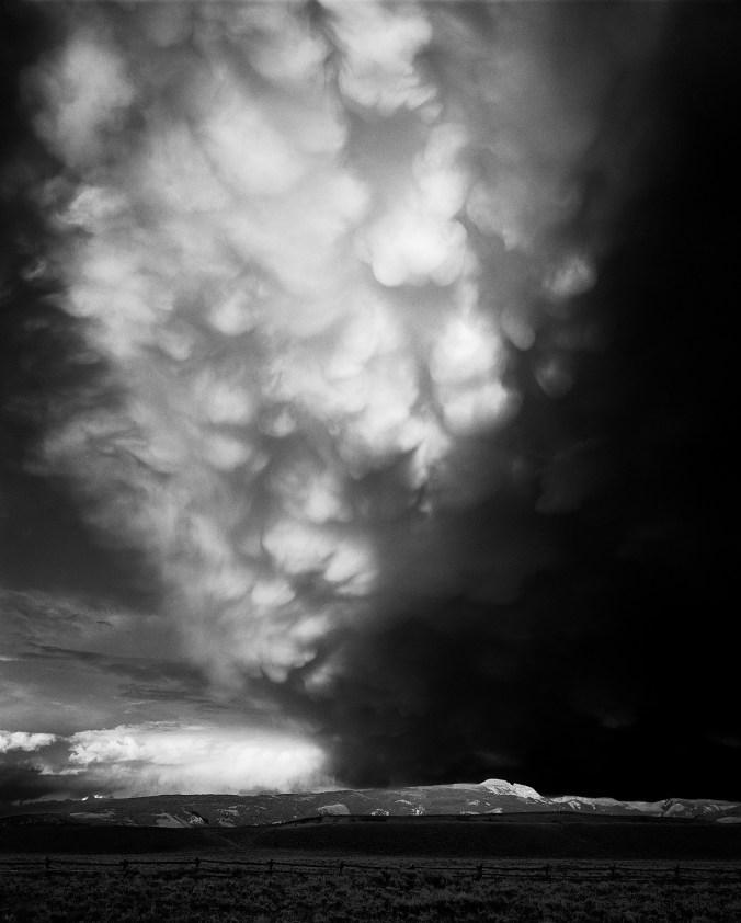 """Thundercloud, Sheep Mountain"" | Ed Riddell | Photograph | 25"" x 20"""