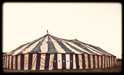 The Culpepper & Merriweather Circus fashions itself as a classic small-town traveling circus. For eight months each year this tight-knit group ofperformers — family really — travels town to town introducing kids to this classic bit of Americana wh