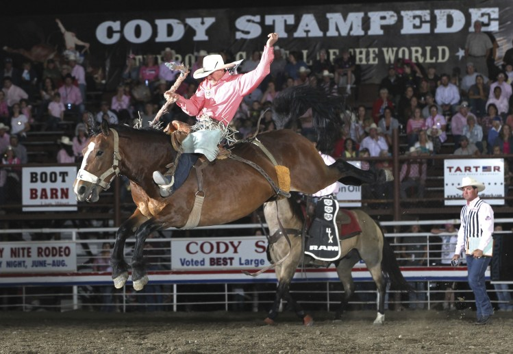 The 94th annual Cody Stampede