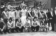 1973/74 - Malhangalene Campeão Nacional de Basquetebol