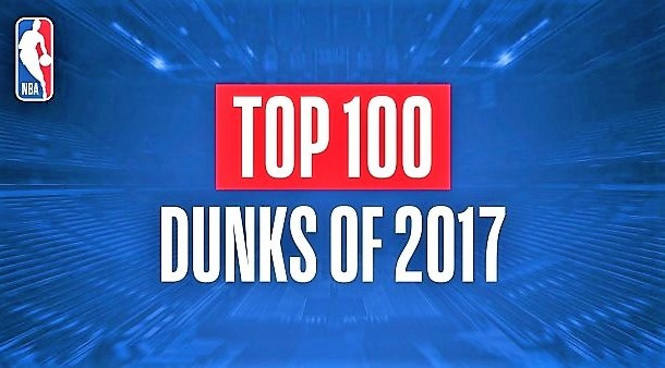 Magia da NBA - O top 100 dos