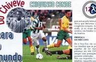 Estrelas de Moçambique (12) – Chiquinho Conde - Futebol