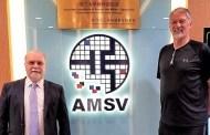 Richard Almstedt e Rui Martins, reencontro em Macau ao fim de quase meio século...