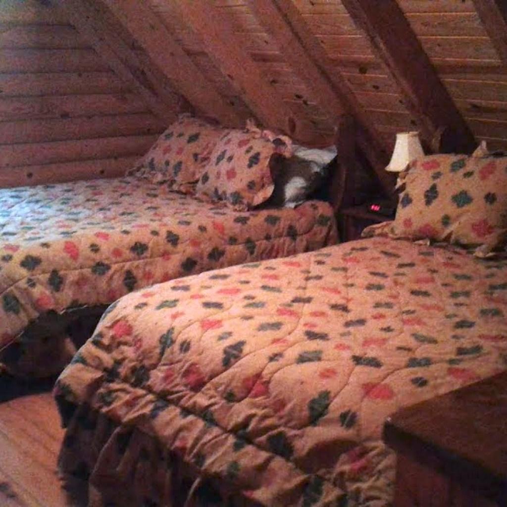 Loft bedroom doubles