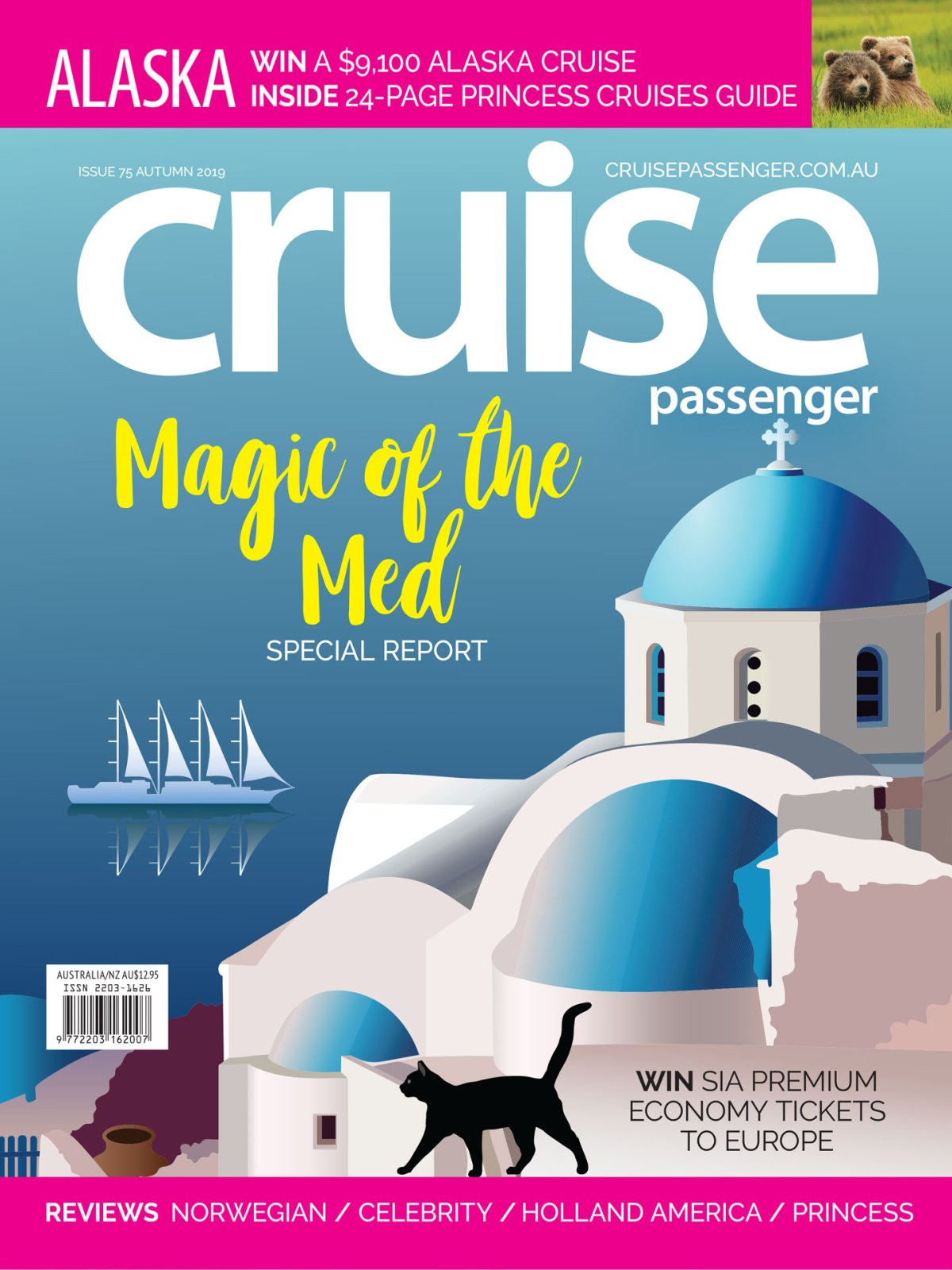 Cruise Passenger issue 75