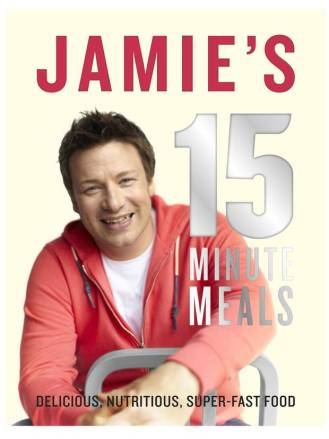 competition win jamie oliver's 15 minute meals cookbook