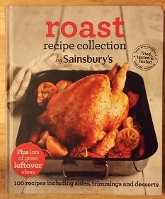 roast collection recipe book sainsburys