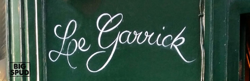 le garrick restaurant review