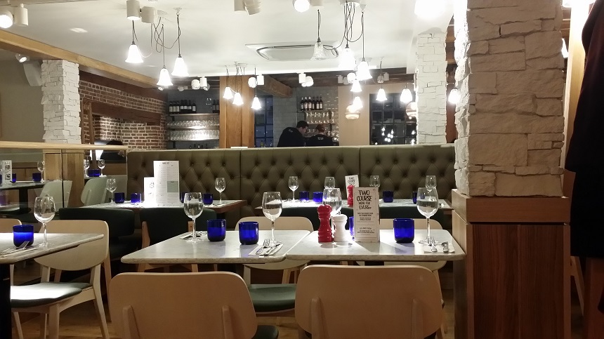 pizza express rayleigh