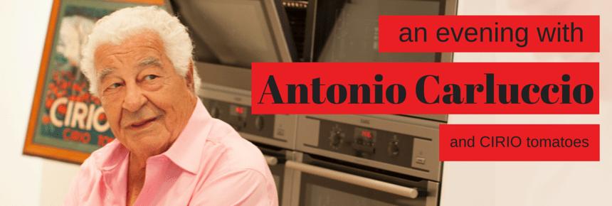 antonio carluccio featured