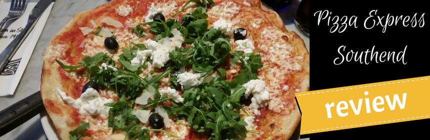 pizza express southend review