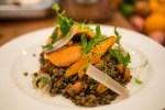 Nowegian Fjord Trout with lentils