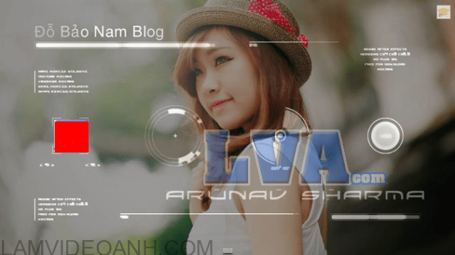 intro Proshow Producer đẹp miễn