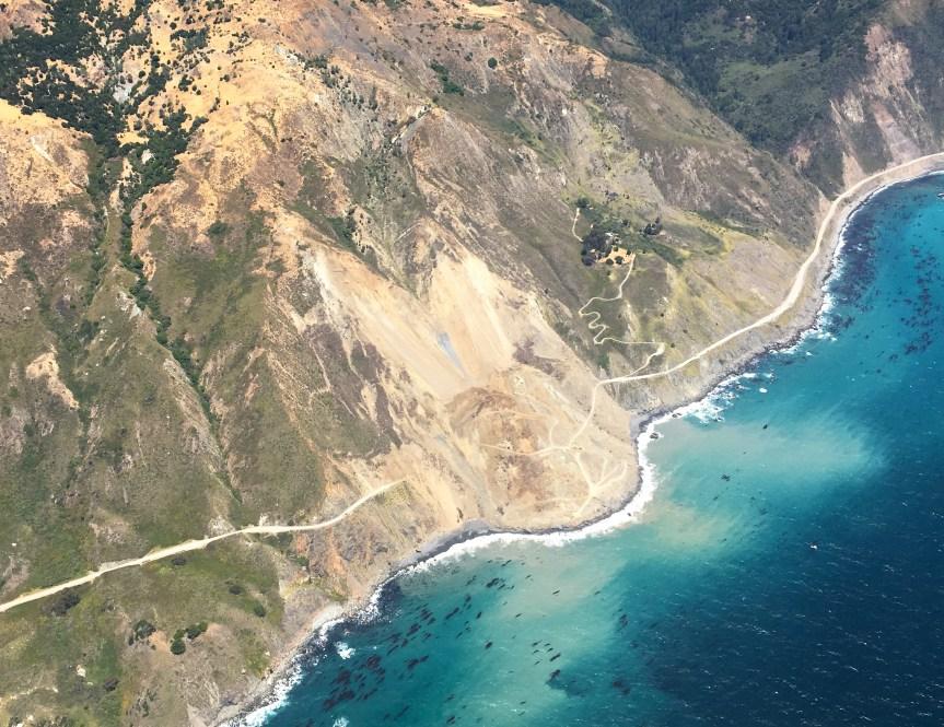 Mud Creek Slide 6-29-17