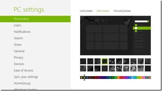 Change Start Screen Background In Windows 8 (4)