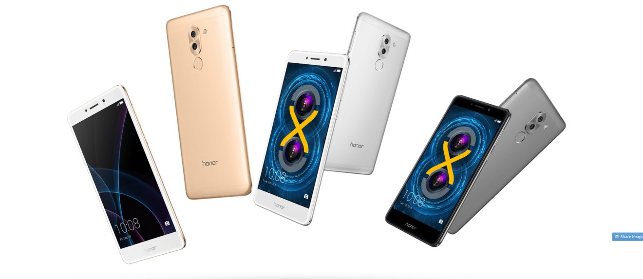 Honor 6X - Best mid-range Android smartphone