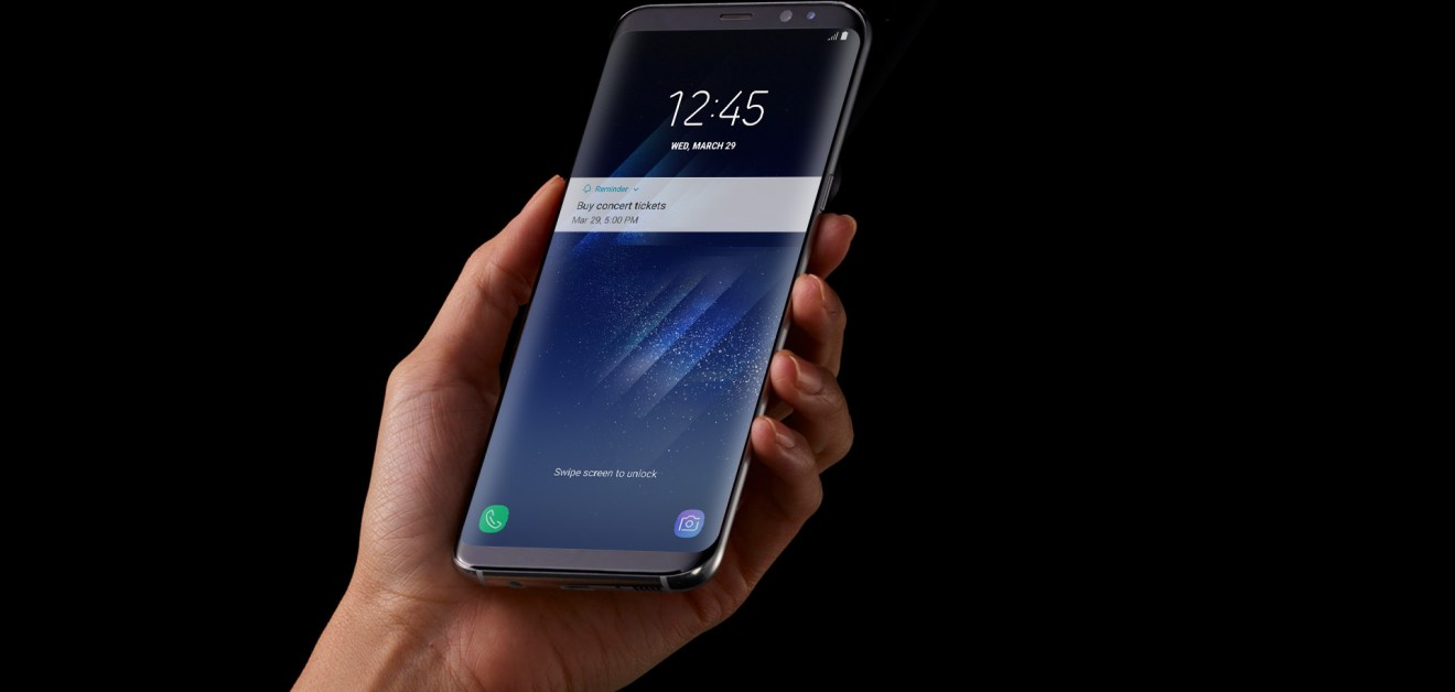 Samsung Galaxy S8 - best premium Android phone