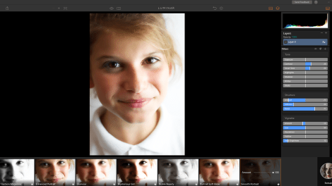Luminar for Windows