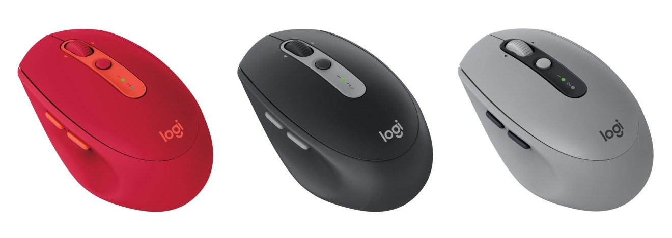 Logitech M590 Silent Mouse colours