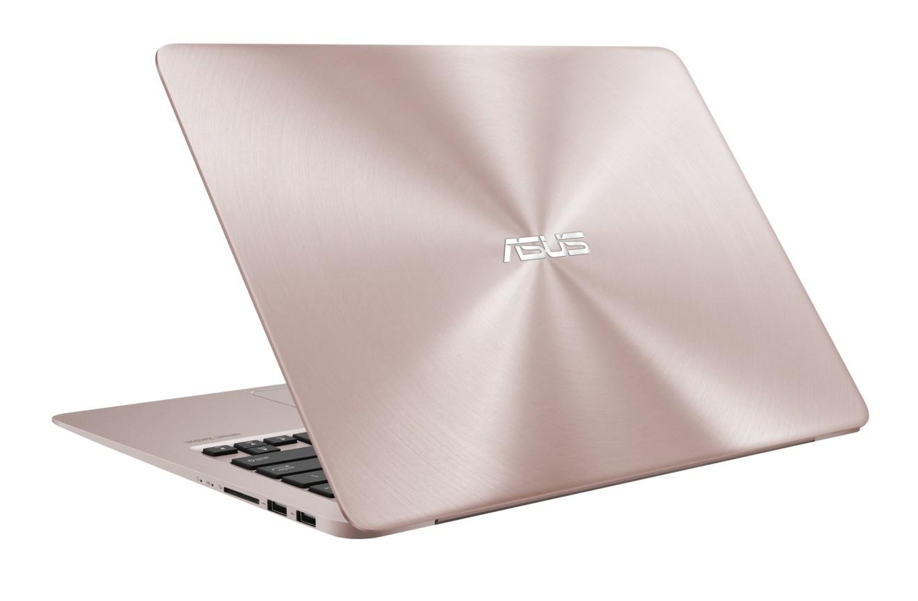 Asus ZenBook UX410UA review - Rose Gold version