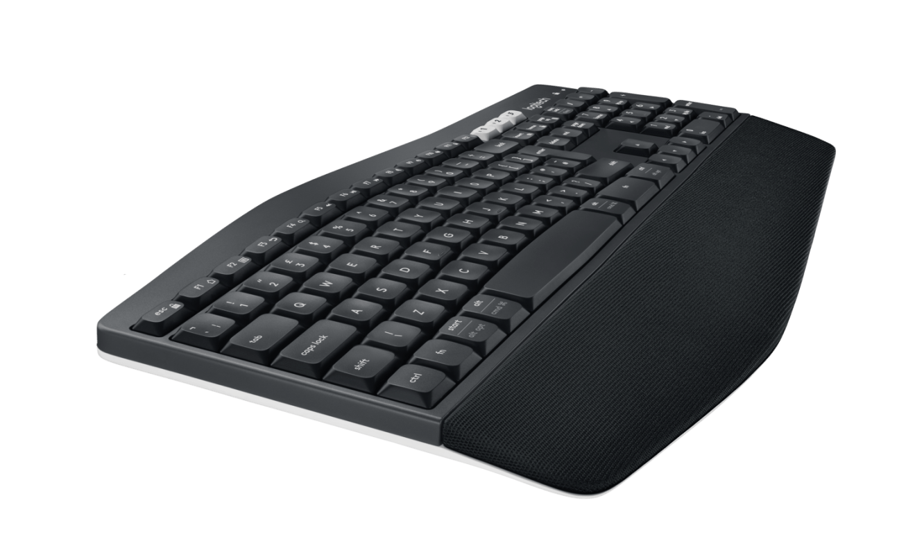 Logitech MK850 Performance review keyboard