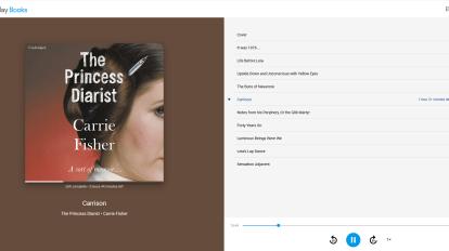 Audible vs Google Play Audiobooks