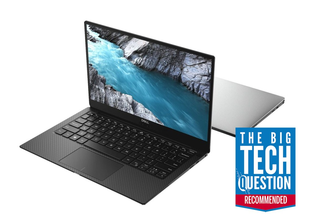 new Dell XPS 13 9370