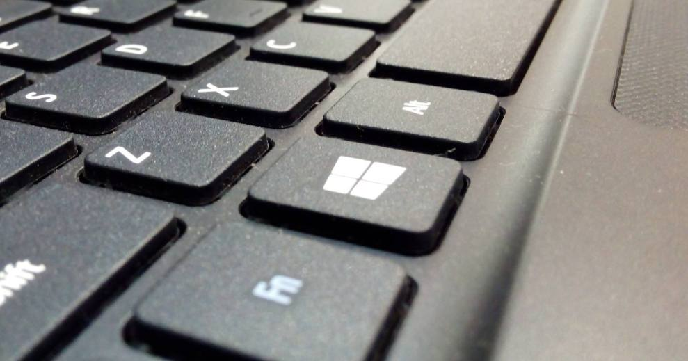 What is the Windows key