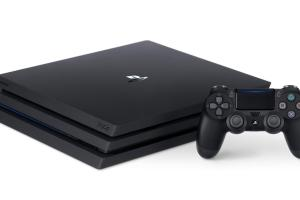 PlayStation 4 or PlayStation 4 Pro