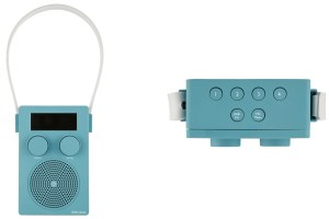 John Lewis Spectrum DAB/FM Digital Shower Radio