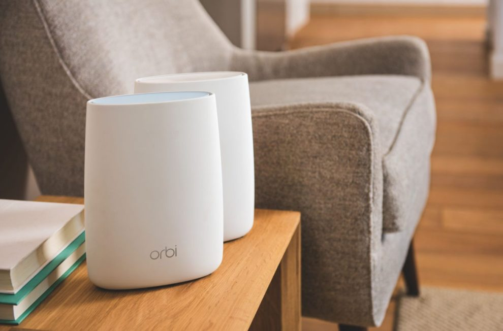 What does the Netgear Orbi light mean? | The Big Tech Question