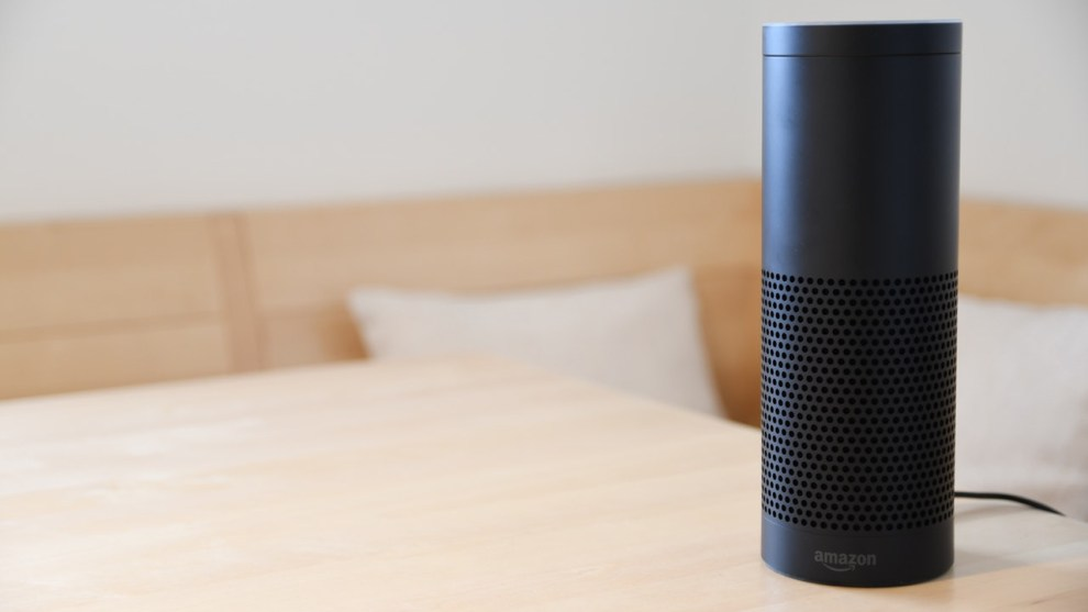 Is my Amazon Echo listening all the time?