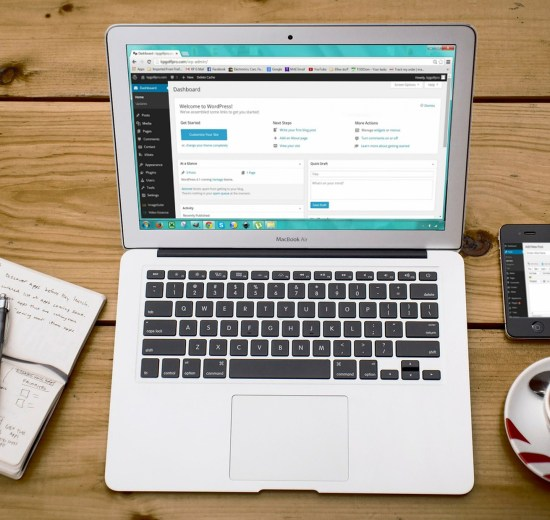 import a website into WordPress