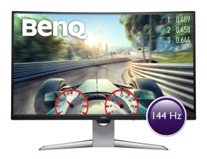 BenQ EX3203R curved monitor review