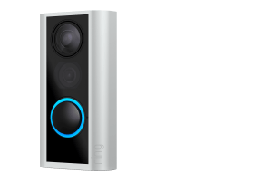 Ring doorbell in a flat