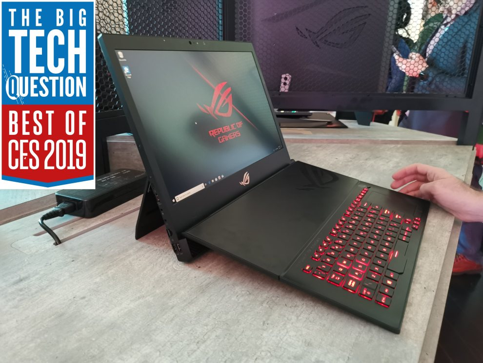Asus ROG Mothership review