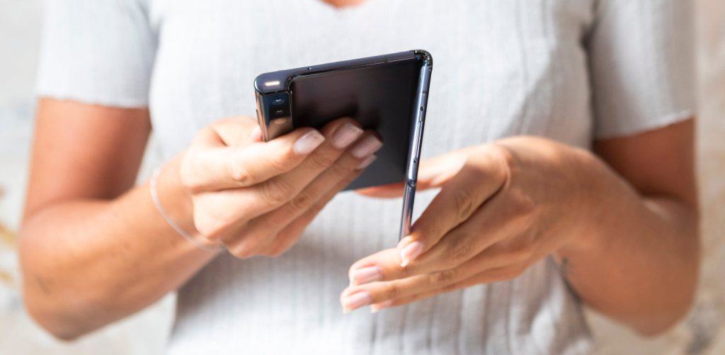 Huawei Mate X photo