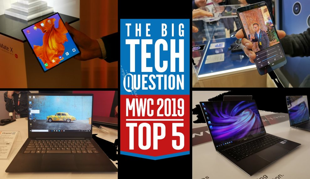 MWC 2019 best products
